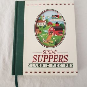 Sunday Suppers Classic Recipes book